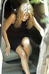 Sexy Jennifer Aniston image